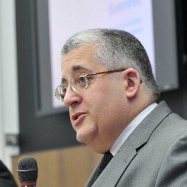 Mark Rachovides, prezydent Euromines