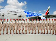 Ponad 33 tys. gości odwiedziło stoisko Emirates podczas kolejnej edycji Dubai Airshow