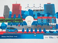 Nowoczesny, miejski mural powstał w Poznaniu
