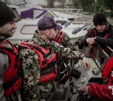 Szkolenie motorowodne w Zegrzu - 28.10.2019