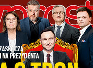 """""""Wprost"""" (49) Gra o tron. Czym nas zaskoczą kandydaci na prezydenta"""
