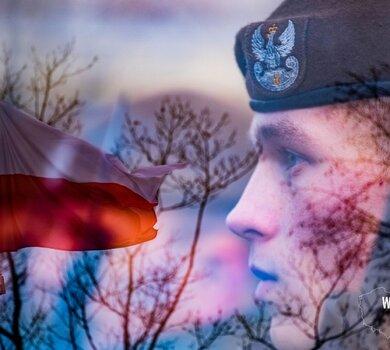 Goniądz - przysięga żołnierzy 1PBOT