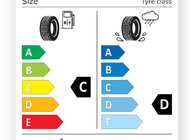 Etykieta UE na opony zyskuje nowy wygląd – podkreśla kwestie bezpieczeństwa podczas jazdy zimą i ekologię