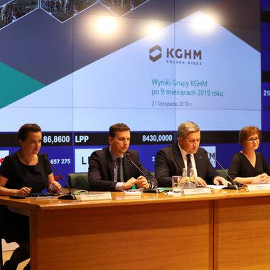 Wyniki Grupy KGHM po 9 miesiącach 2019 r (2)