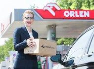 Poczta Polska: ponad dwa razy więcej paczek do odbioru na stacjach PKN Orlen