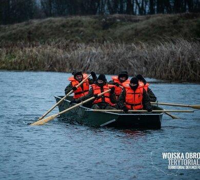 Szkolenie rotacyjne żołnierzy podlaskiej brygady OT