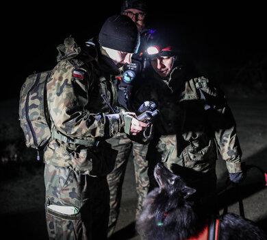 Szkolenie GrupyPoszukiwawczo – Ratowniczej K9 WOT