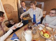 10 powodów, dlaczego warto spędzić ferie zimowe w gospodarstwie Roter Hahn w Południowym Tyrolu