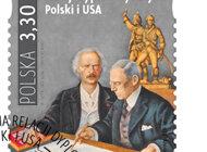 Poczta Polska upamiętnia 100. rocznicę nawiązania stosunków dyplomatycznych pomiędzy Warszawą i Waszyngtonem