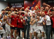 Reprezentacja Polski w koszykówce doceniona na Gali Mistrzów Sportu