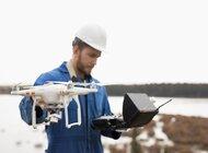 Orange, Ericsson i Instytut Łączności przetestują działanie dronów w sieci 5G