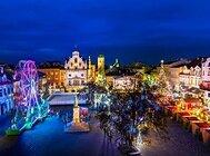 Które miasto świeci się najpiękniej w Polsce? Emocjonujący finał głosowania!
