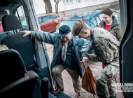 Mazowieccy terytorialsi pomagają Powstańcom Warszawskim