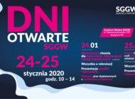 Dni Otwarte dla kandydatów na studia w SGGW
