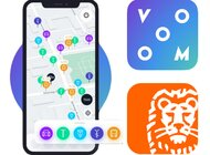 ING inwestuje w platformę mobilności miejskiej Vooom