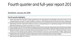 Ericsson fourth and full year 2019 report.pdf