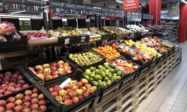 Auchan Myślenice fot.1