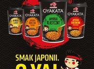 Smak Japonii. O YA! – Nowa kampania mediowa OYAKATA