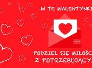 W Walentynki podziel się miłością z potrzebującymi dzięki akcji Fundacji Świętego Mikołaja