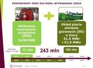 Energa Kogeneracja gotowa do inwestycji, czeka na decyzję prezydenta Elbląga