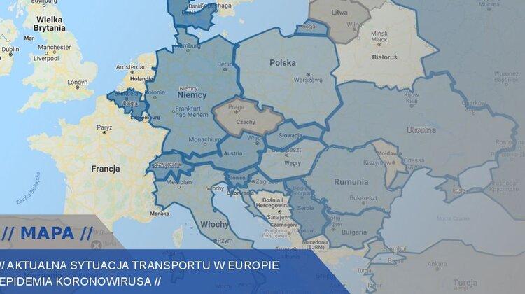 Mapa Z Aktualnymi Informacjami I Transmisje Wideo Dla Firm