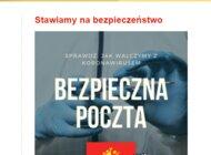 Usługi pocztowe uległy zmianie. Na stronie www.poczta-polska.pl pełna informacja