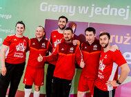 Mistrzowie polskiego sportu zachęcają do domowych ćwiczeń z Drużyną Energii [mat. wideo]