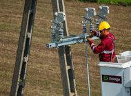 Pracownicy Energi Operatora dbają o bezpieczeństwo dostaw energii elektrycznej
