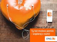 ING uruchomił zbiórkę na ochronę zdrowia