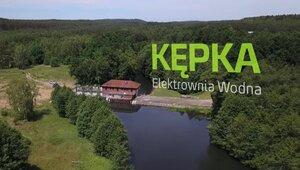 Elektrownie OZE Grupy Energa - Elektrownia Wodna Kępka