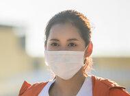 Bieganie w masce obciąża płuca i serce
