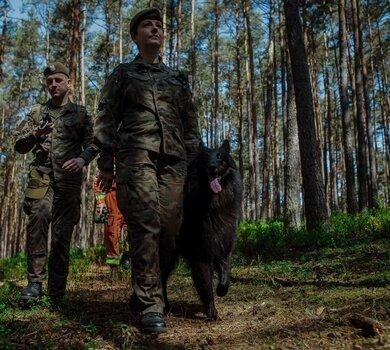 szer. ARES - pierwszy czworonożny żołnierz WOT