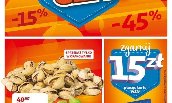 Auchan Niskie  Ceny