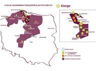 Energa powiększyła sieć stacji ładowania
