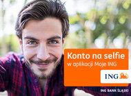 Konto na selfie w ING