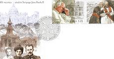 100_Rocznica_urodzin_Św_Jana_Pawła2_kopertaFDC.jpg
