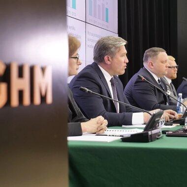 Prezentacja wyników KGHM za pierwszy kwartał