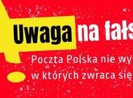 Poczta Polska ostrzega klientów przed cyberprzestępcami i zaleca ostrożność w internecie