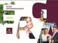 Energa opublikowała raport CSR