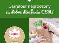 Carrefour Polska zdobywcą Białego Listka CSR Polityki