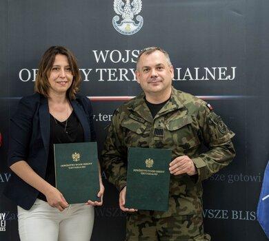 Porozumienie o współpracy NCK i WOT