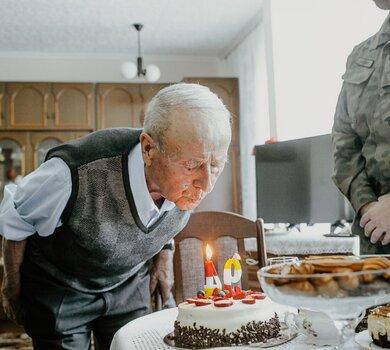 """94. urodziny mjr. Lucjana Deniziaka ps. """"Orzeł"""""""