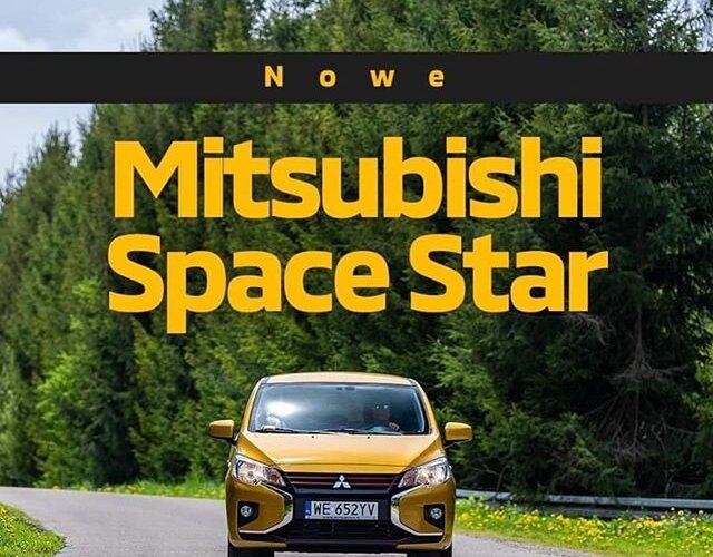 Wakacyjna podróż w nieznane? 🧭 ____________ 📸 @pporecki | @ohohoho.pilots 🚙 #SpaceStar