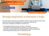 """ING zaprasza na webinar """"Nowi klienci w sklepie internetowym - jak ich utrzymać?"""""""