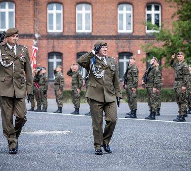 Terytorialsi przysięgali w Toruniu