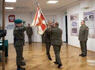Pułkownik Robert Kasperczuk nowym Komendantem CSŁiI w Zegrzu.