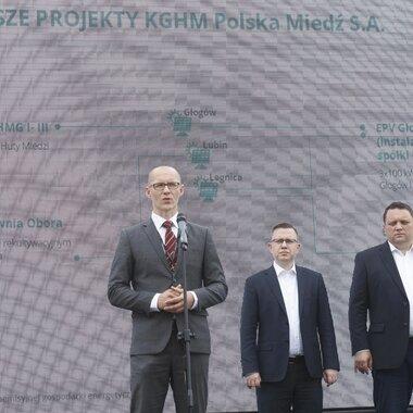 Zielone inwestycje w KGHM – powstają trzy farmy fotowoltaiczne  (3).jpg