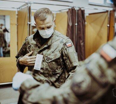 10 Świętokrzyska Brygada OT powiększyła się o kolejnych ochotników