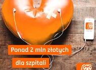 Ponad 2 mln złotych od klientów i pracowników ING na ochronę zdrowia