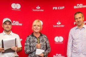 Marta Gajewska reprezentująca Sobienie Królewskie Golf&Country Club dwa razy odbierała nagrody - jakao najlepsza z grających kobiet i zwyciężczyni konkursu puttowania. Z turnieju odjechała więc z torbą Callaway Mavrik Staff, prosto z PGA Tour oraz putterem Odyssey Stroke Lab.